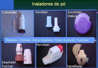 Blog da Alergia: Asma e inalador de pó seco - respondendo à leitora