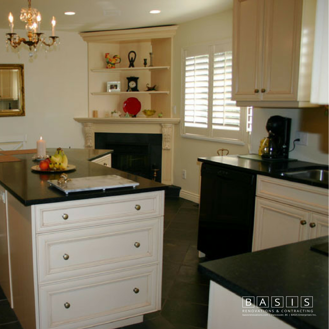 Kitchens Pin by BASIS Renovations and Contracting
