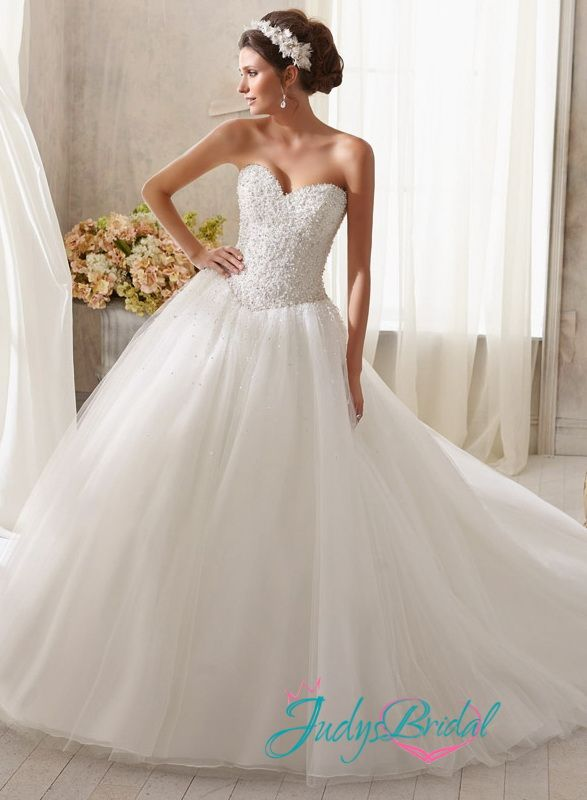 sparkly wedding dresses - Google Search | For When That Day Comes ...