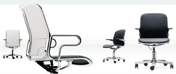 ICF Italia, sillas operativas modelo Cloud. Mobiliario de diseño ...