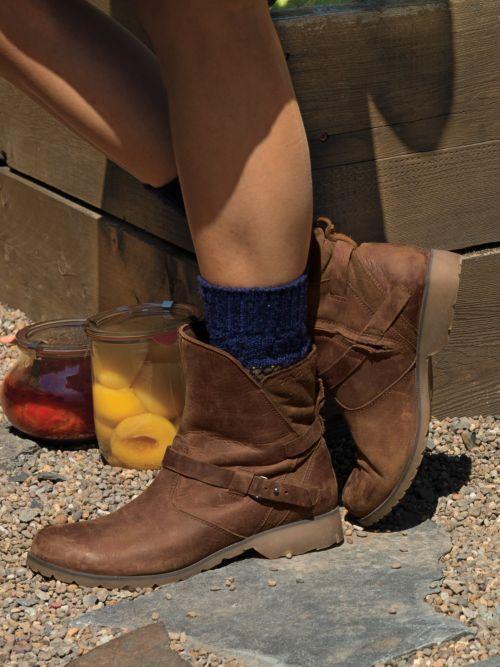 Womens Teva De La Vina Ankle Boots Sahalie