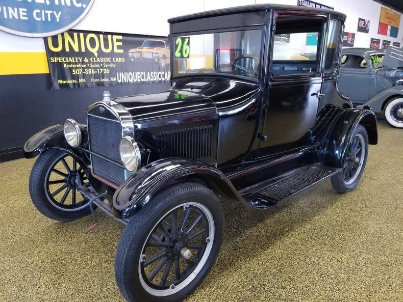 1926 ford model t coupe runs well pre war cars for sale rh pinterest com