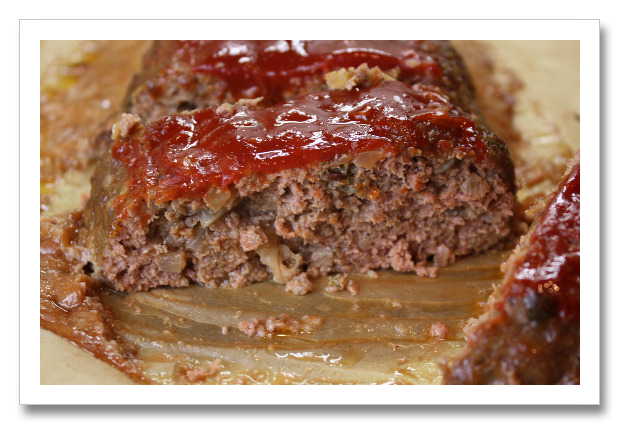 Ina Garten S Meatloaf 350 Degrees May Need More Breadcrumbs Water Pan Under Is Key
