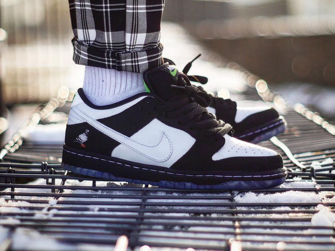 cb1d4801883d Staple x Nike SB Dunk Low Panda Pigeon - 2019 (by raph_is_a_joke ...