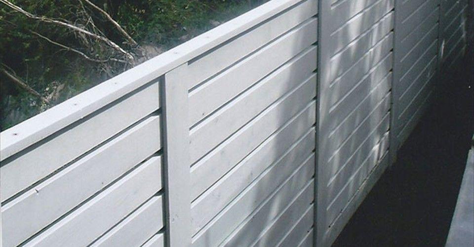 horizontal vinyl fence panels - Google Search | Fences | Pinterest ...