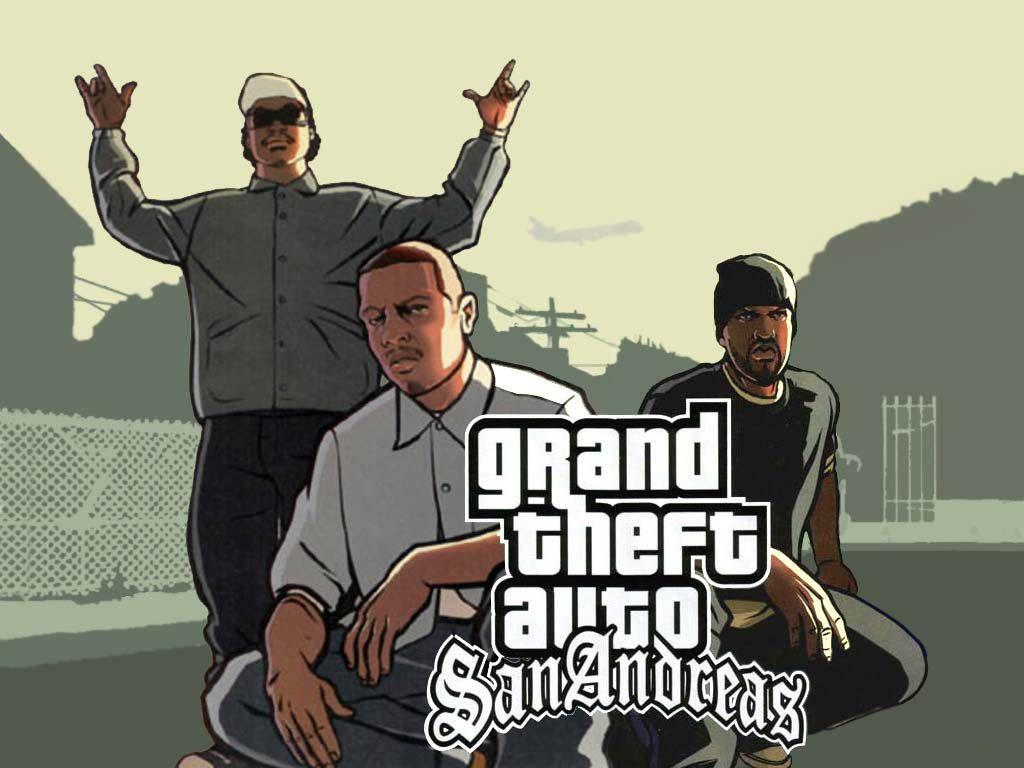 Gta San Andreas Ios Edition Announced