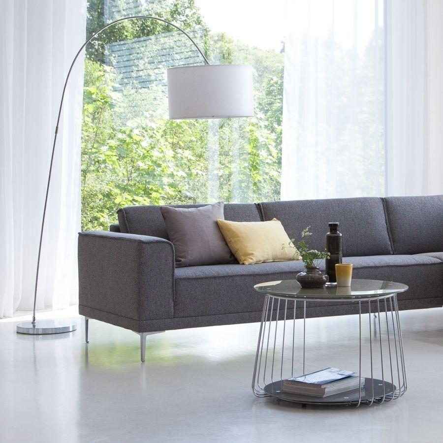 Design Bogenleuchte Stehleuchte NEW WIGGLY Stehlampe WohnzimmerBogenlampeNeues