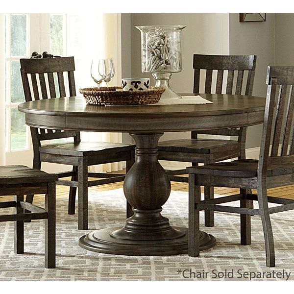 Magnussen Furniture Bellamy Wood Round Dining Table The Simple
