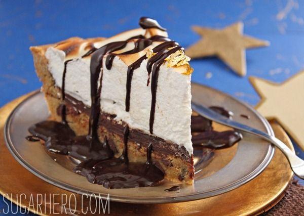 Tastemade Chocolate Chip Marshmallow Bars