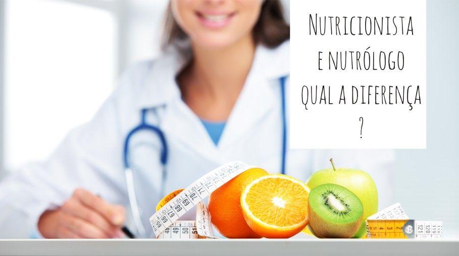 Nutricionista e nutrólogo - qual a diferença?