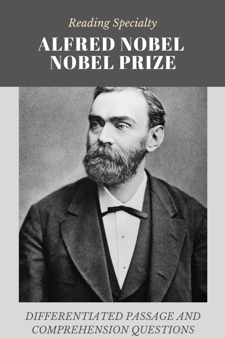 Alfred Nobel & Nobel Prize Differentiated Reading