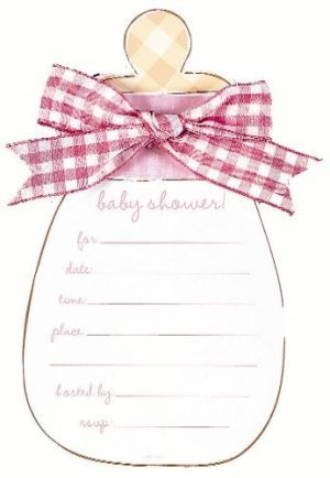 Homemade Baby Shower Invitations Babyshower Cards To Make