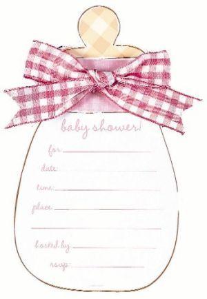 homemade baby shower invitations homemade baby shower invitations