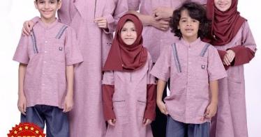 70 Trend Baju Lebaran Sekarang Untuk Wanita Pria Dan Anak Anak Di