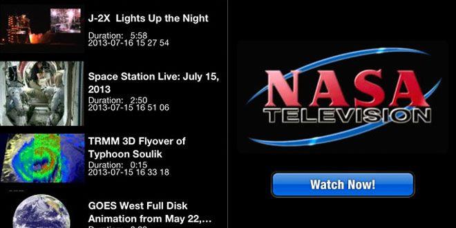 Apple TV permite ver la Tierra con perspectiva espacial - http://j.mp/28PvZ3h - #AppleTV, #Apps, #IOS, #NASATV, #Noticias, #Tecnología