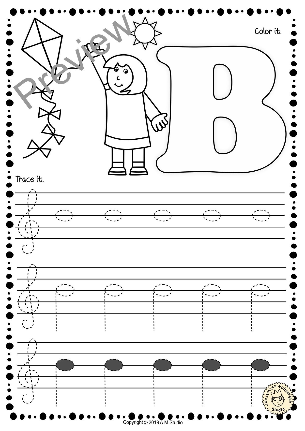 A Set Of 26 Music Worksheets Spring Themed Is Created To