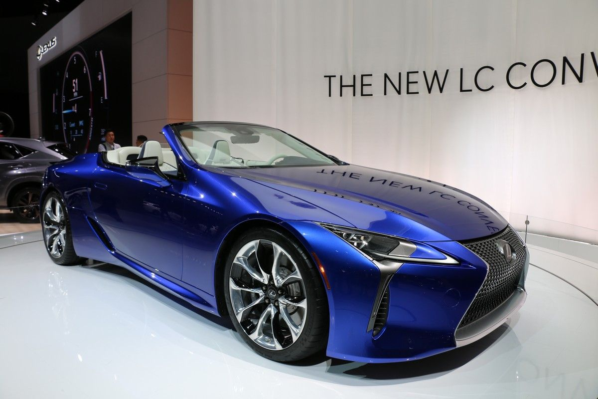 2020 Lexus Lc 500 Convertible Price RumorCar Update 2020