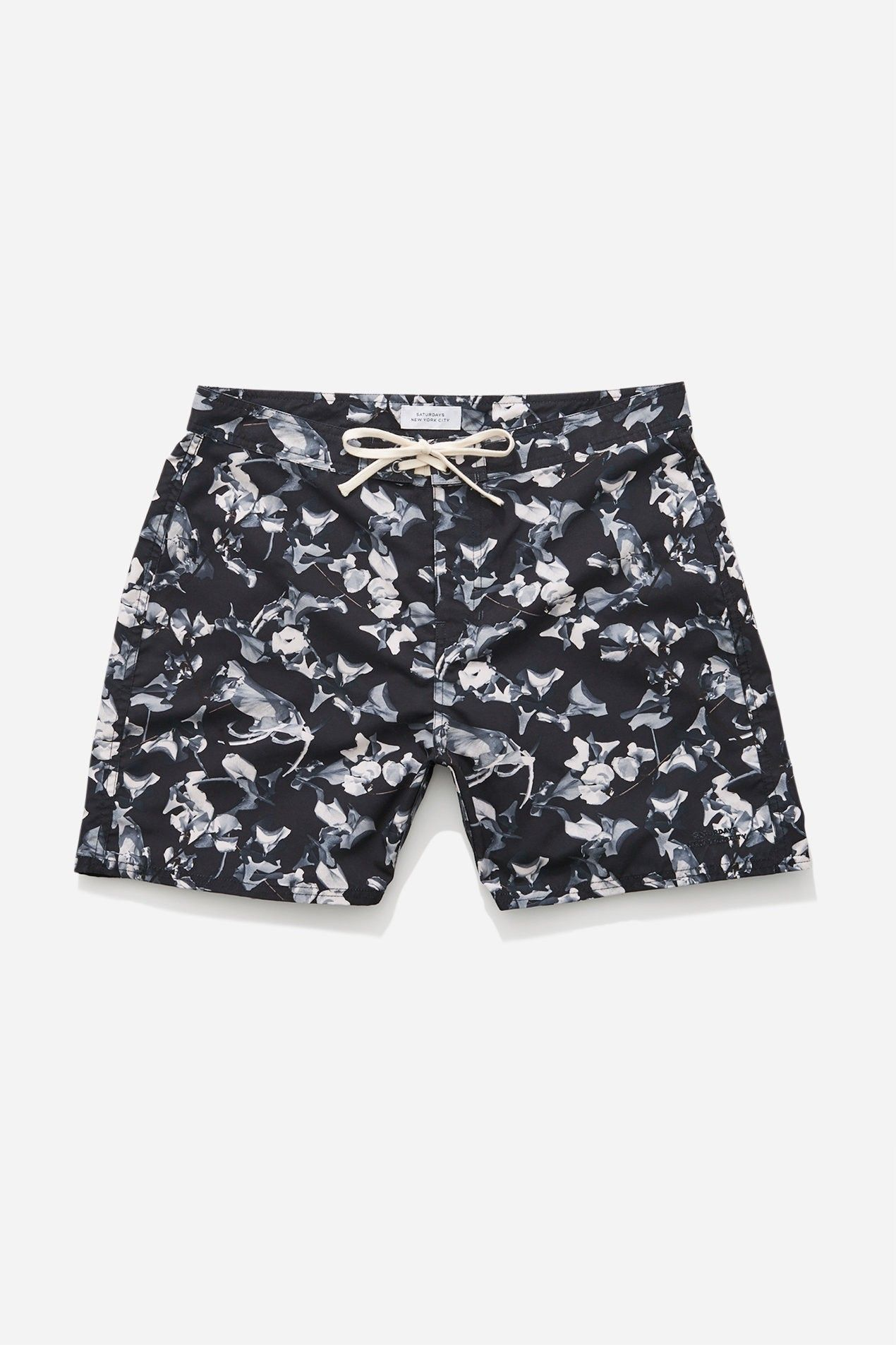 6815506d68 SATURDAYS SURF NYC Colin Petals Board Shorts - Petal Print.  #saturdayssurfnyc #cloth #