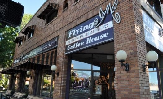 Flying M Coffee House Go Out Local Coffee House Boise Restaurants Downtown Boise