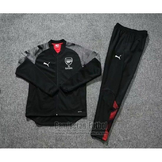 765a2524 Chandal del Arsenal N98 2019-2020 Negro | 11 in 2019 | Adidas jacket ...