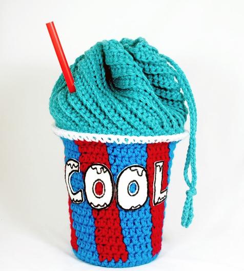 Link Love This Week In Crochet Blogging Pinterest Drawstring