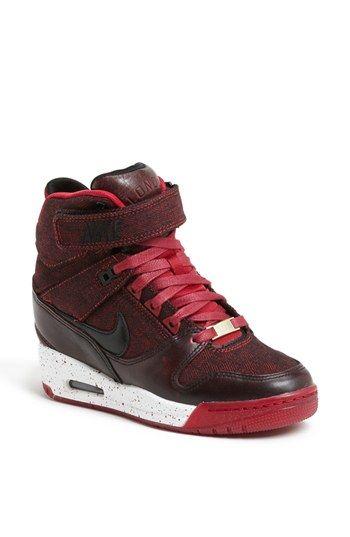 e9bb2e6e8814 Nike  Air Revolution Sky Hi  Hidden Wedge Sneaker (Women) available at   Nordstrom