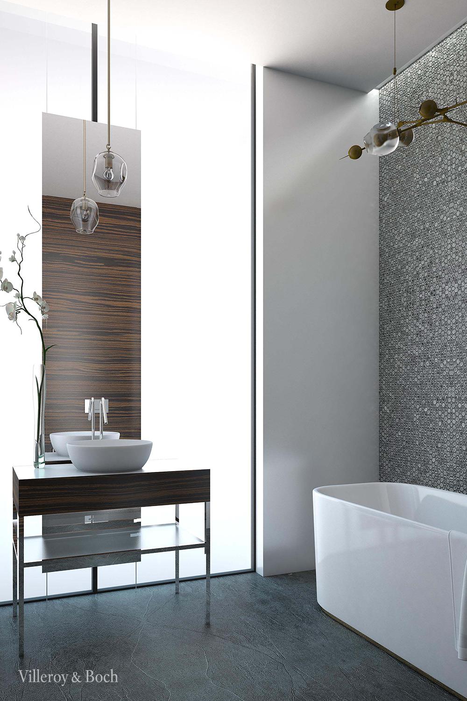 Luxurious Moments In This Freestanding Bathtub In 2020 Grosse Badewanne Badewanne Badezimmer