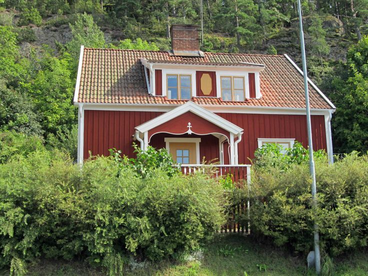 Images Of Swedish Red Cottages Cottage