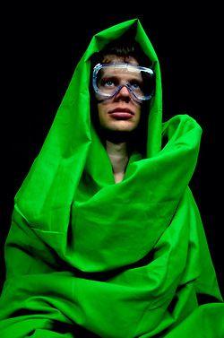 ''Green Vader'' 2013 by VJ Von Art  #Art #Photography #Fashion #StarWars