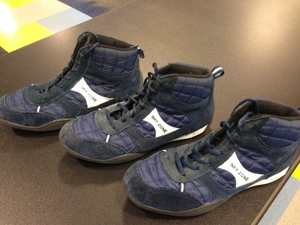 Attention Sky Zone guests. Starting Saturday, June 1st it will be MANDATORY to wear Sky Zone shoes while you jump with us. Please wear or bring socks to Sky Zone as you will need to wear socks in the Sky Zone shoes. Sorry for any inconvenience and thank you for jumping at Sky Zone Grand Rapids!