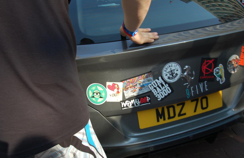 Allpar Forums Ferrari Bumper Stickers Yes I Did