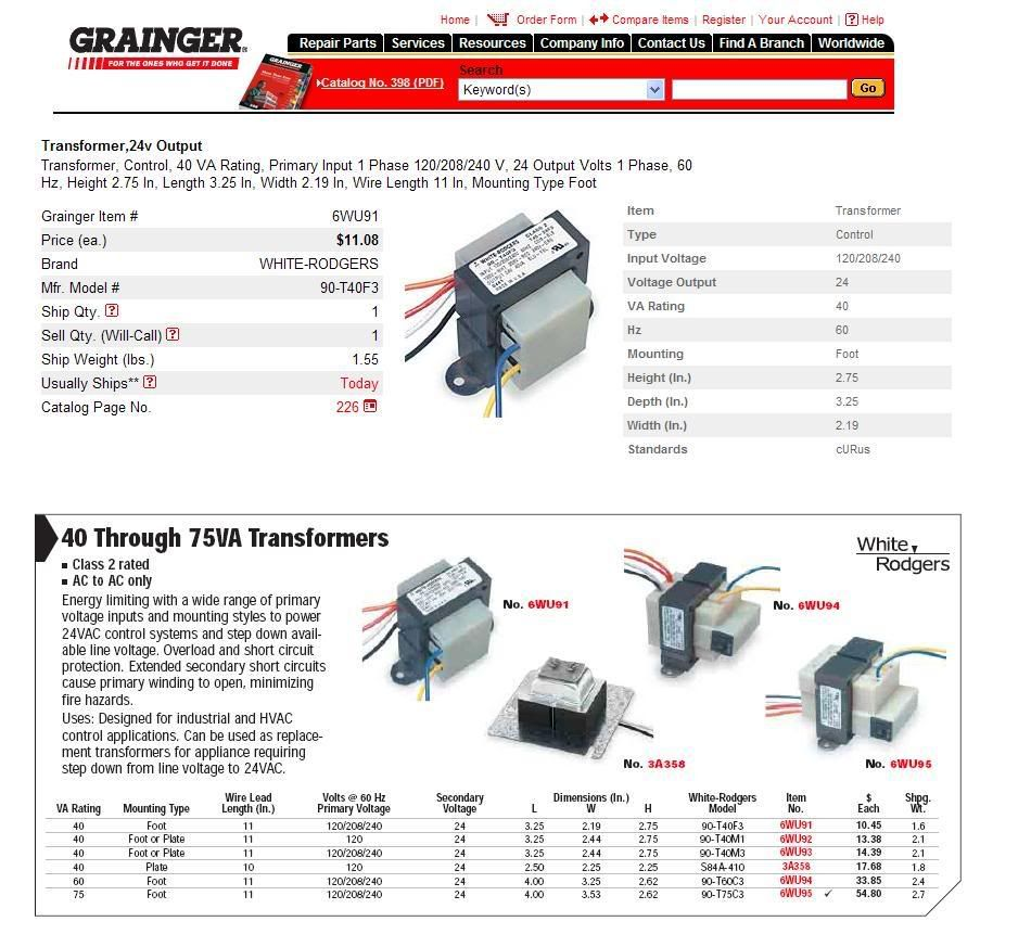 Rheem And Trane Gas Furnaces Were Decades Behind Everyone Else Furnace Wiring Diagram Can Require A New Transformer