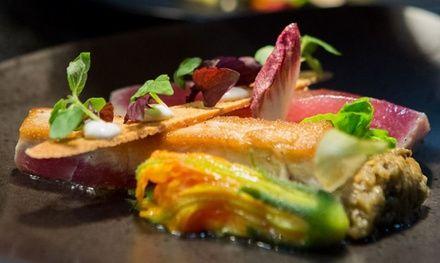 Repas étoilé en 5 services - Restaurant La Table des Blot à ...