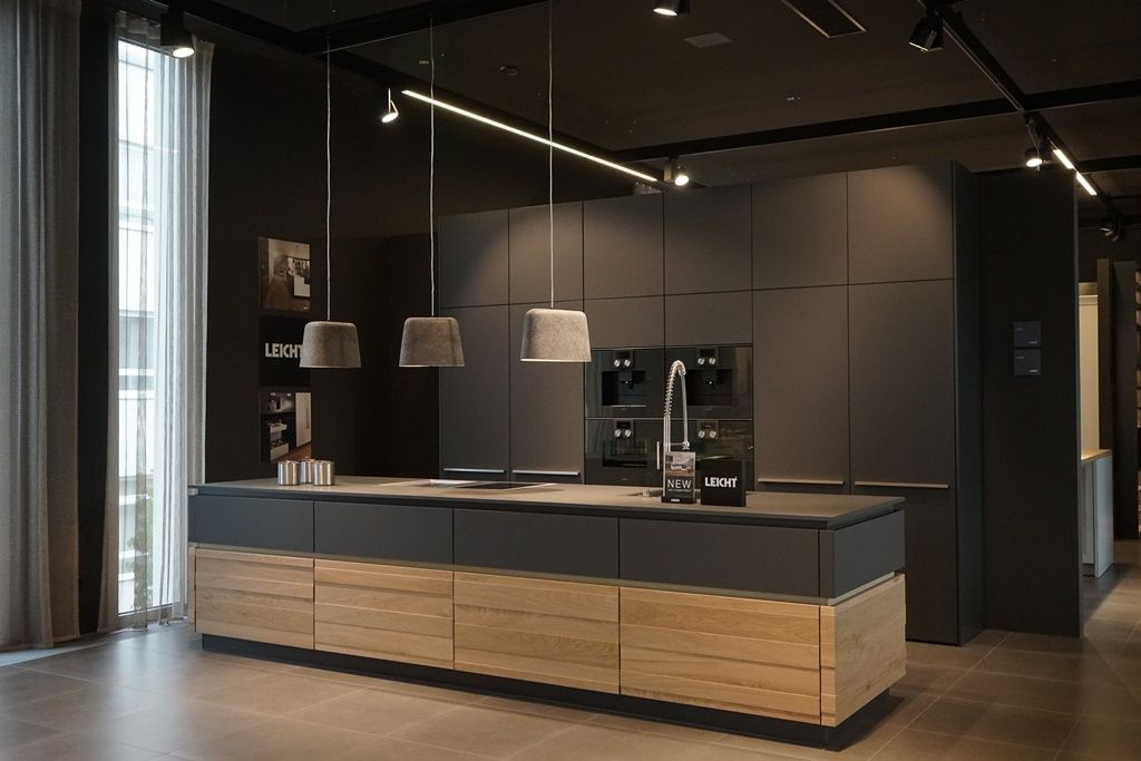h ndler fachmesse 2016 in der leicht welt waldstetten k chen schlatter kuchnie pinterest. Black Bedroom Furniture Sets. Home Design Ideas