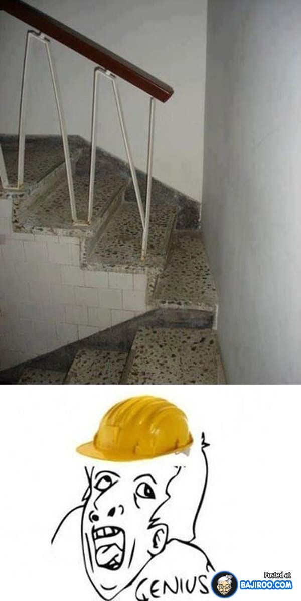 Funny construction fail pics images 11 genius architecture for Architecture fail