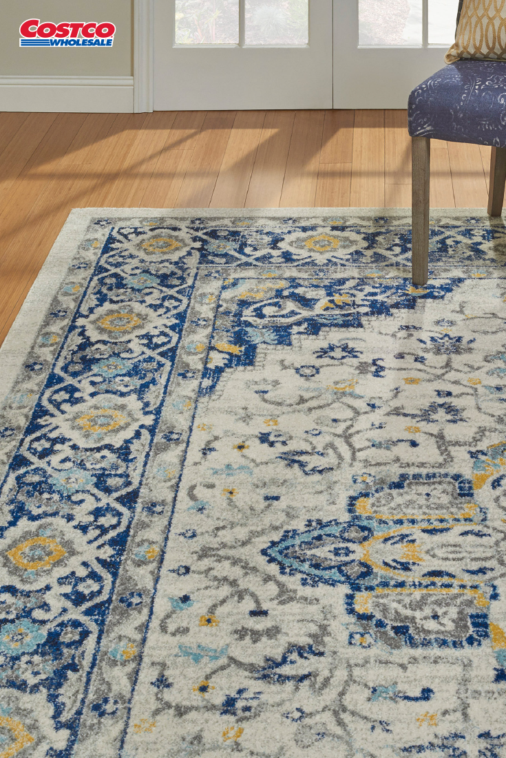 Rio Rug Collection Annecy Navy With Images Transitional Rugs