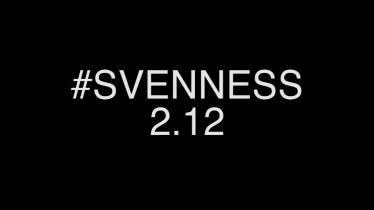 #SVENNESS 2.12
