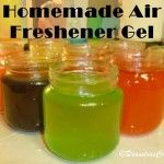 How To Make Gel Room Fresheners