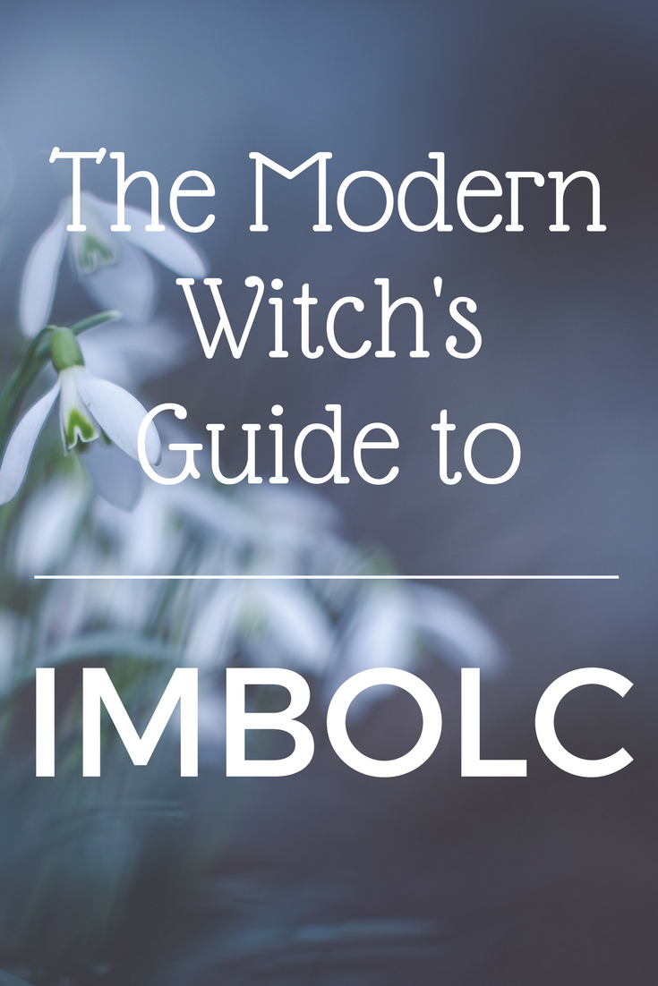 The Modern Witch's Guide to Imbolc #modernwitch