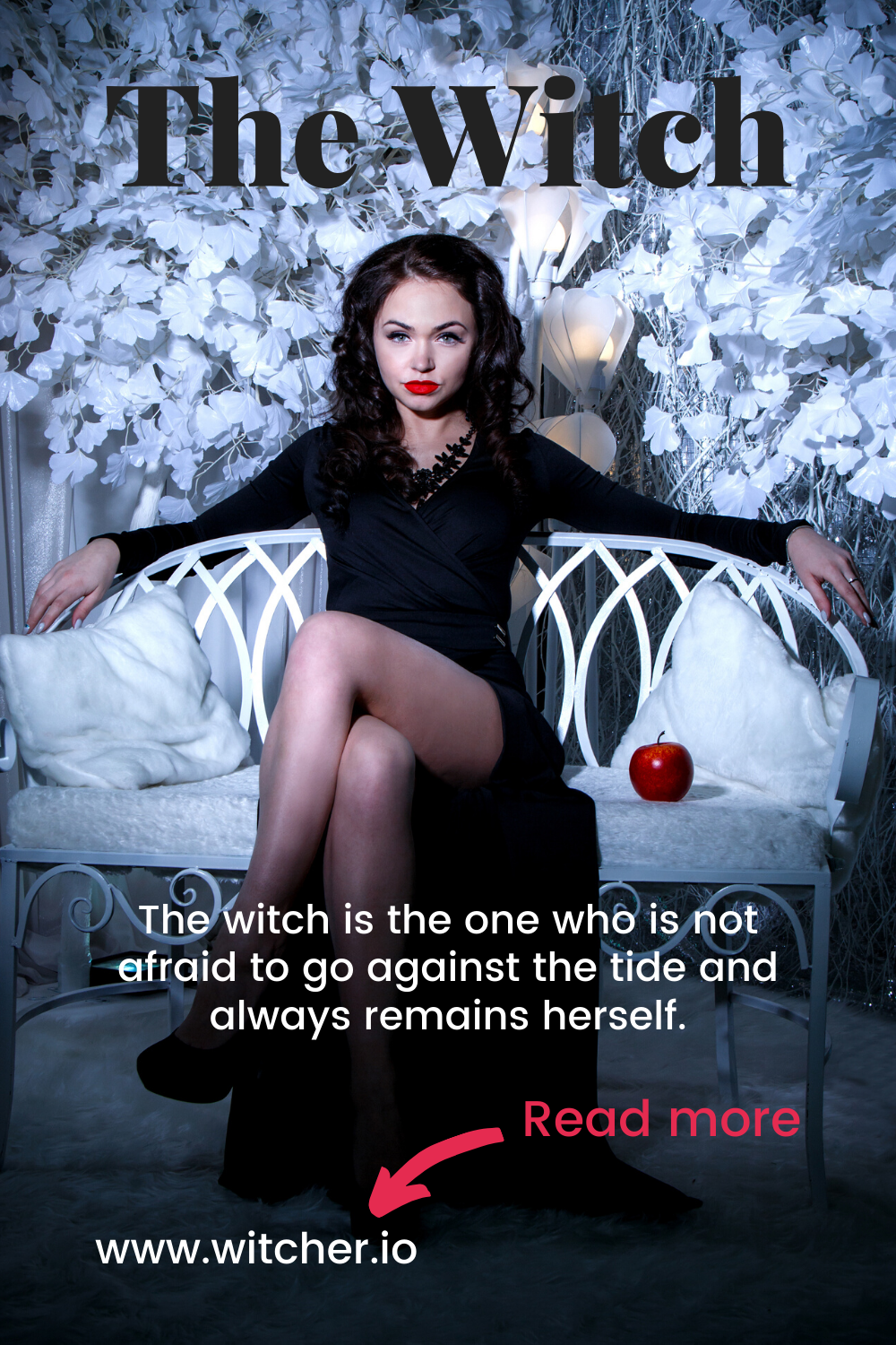 Witch quotes The witch is the one who is not afraid to go against the tide Witch quotes The witch is the one who knows that empathy is a gift not a curse The witch is the...
