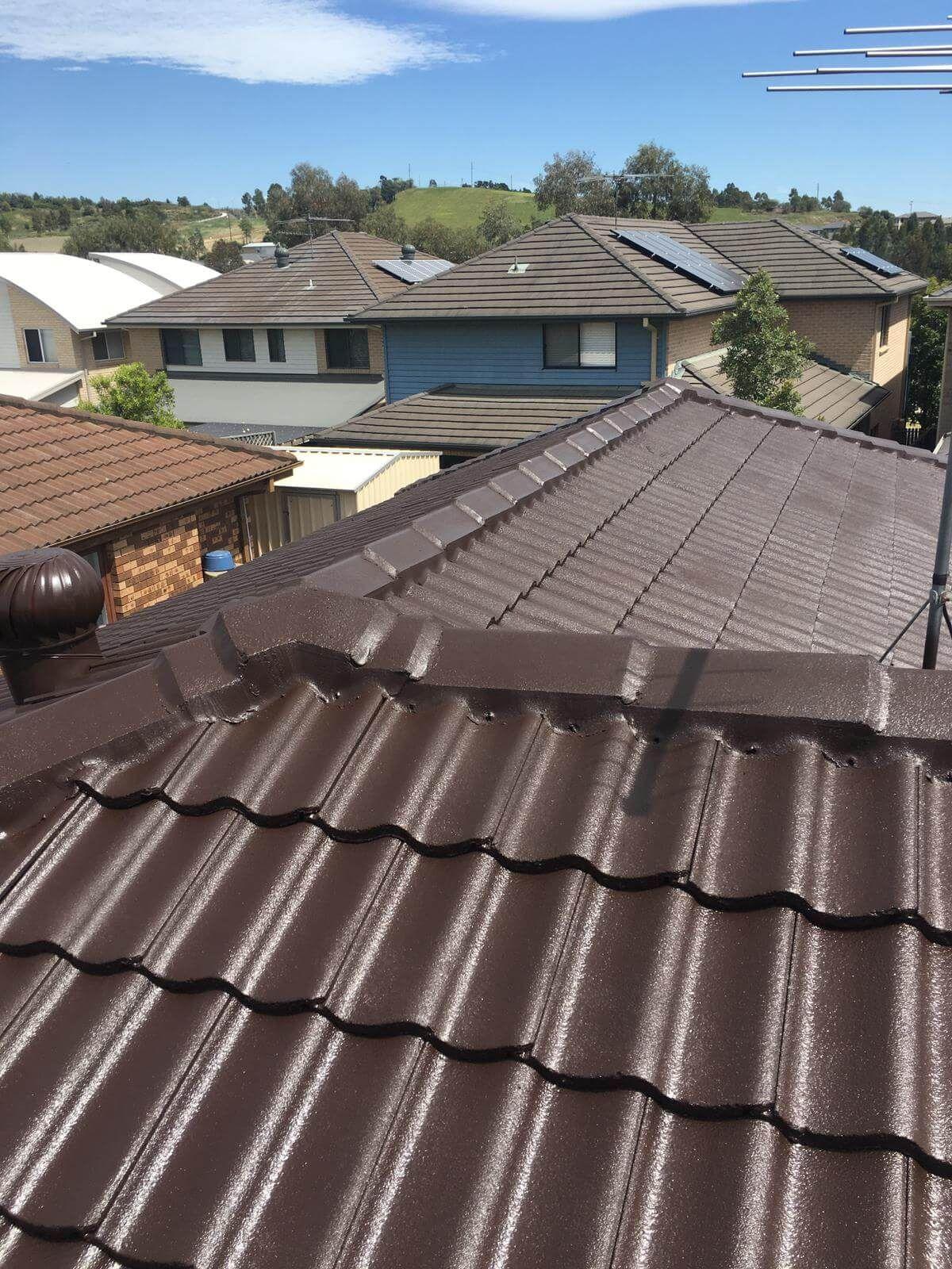 Roof Restoration Sydney In 2020 Roof Restoration Roof Renovation Roof