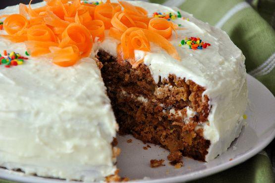 I Joined Zaar Carrot Cake Recipe Cupcakes Pinterest Carrot