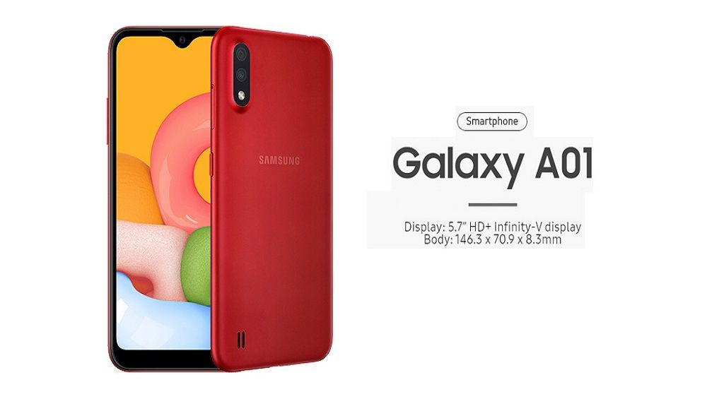 Samsung Galaxy A01 Variant To Come With Removable Battery Samsung Galaxy Samsung Galaxy