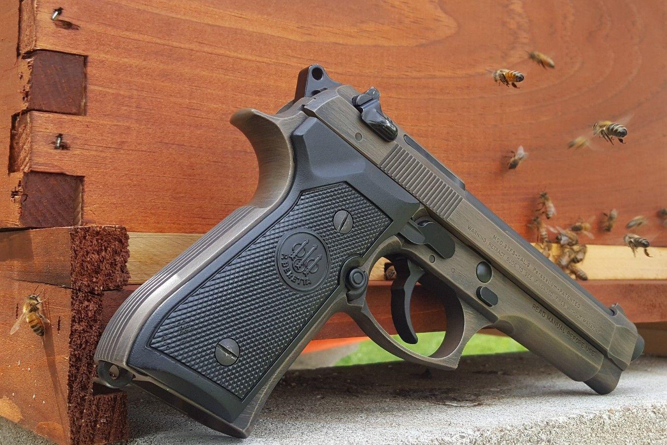 Beretta 92fs, FDE, cerakote | cerakote | Guns, Hand guns