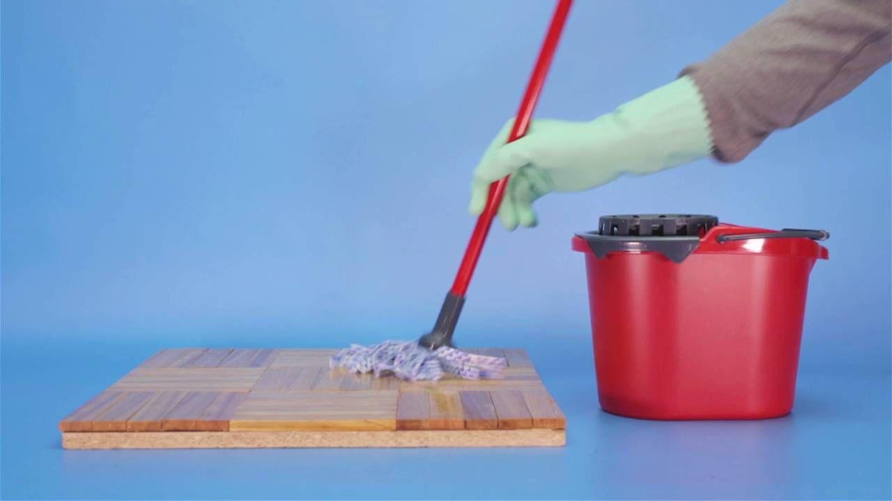 Houten vloer schoonmaken en dweilen swissies 2 nl. diy huishoud