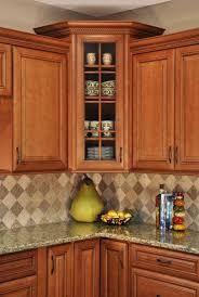 Image result for kitchen corner cabinet