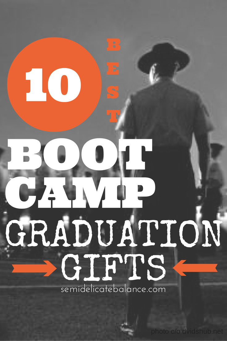 10 best boot c& graduation gifts military basic training & 10 Best Boot Camp Graduation Gifts | Military Family Blogs The ...