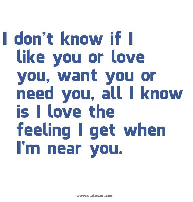 I Enjoy Making Love To You