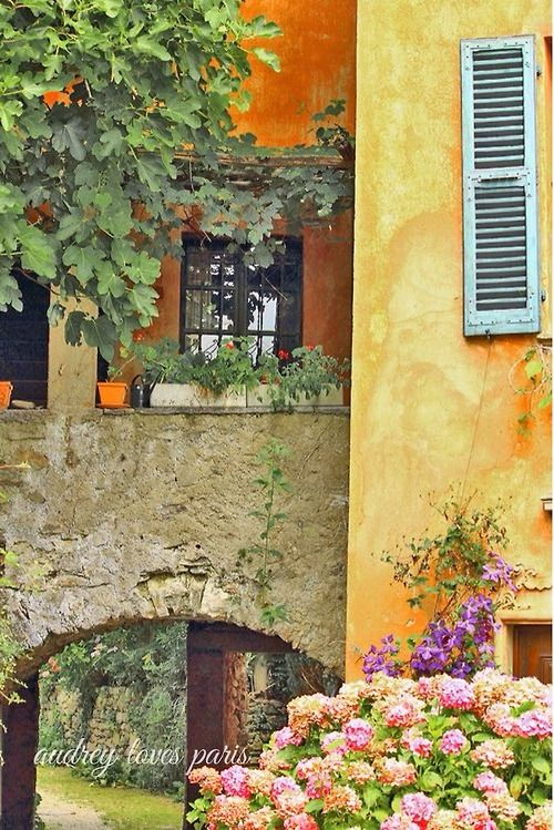 French charm in Provence