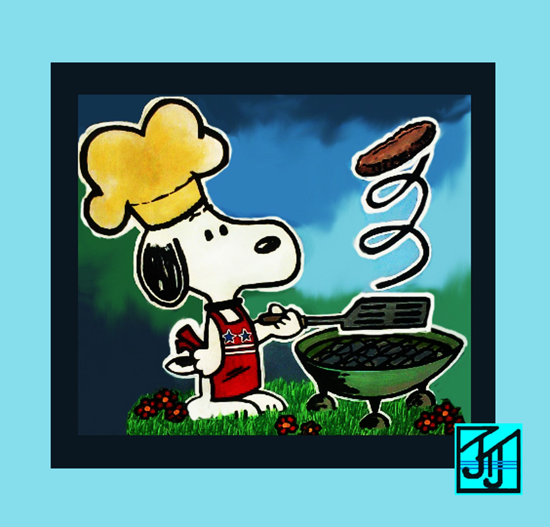 Chef Snoopy